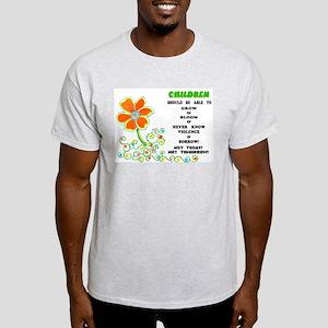 Love The Children! Light T-Shirt