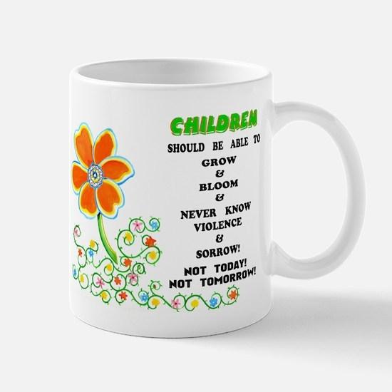 Love The Children! Mug
