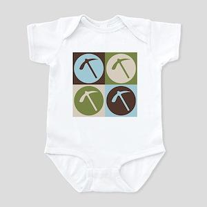 Geology Pop Art Infant Bodysuit