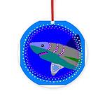 Shark Keepsake (Round)