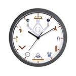 Working Tools and More Wall Clock