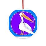 Pelican Keepsake (Round)