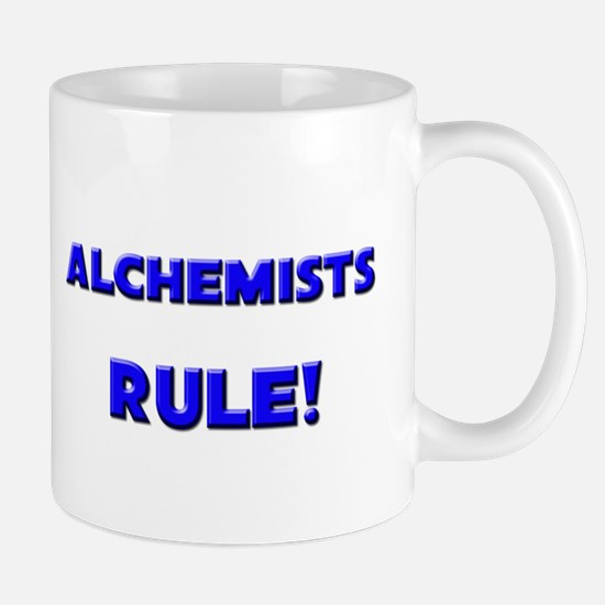 Alchemists Rule! Mug