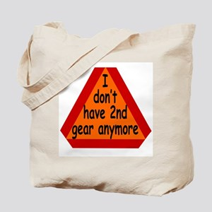 No 2nd Gear Tote Bag