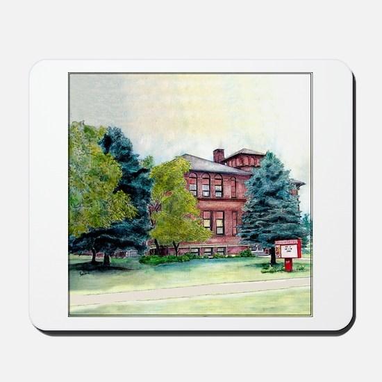 Clinton Elementary School Mousepad