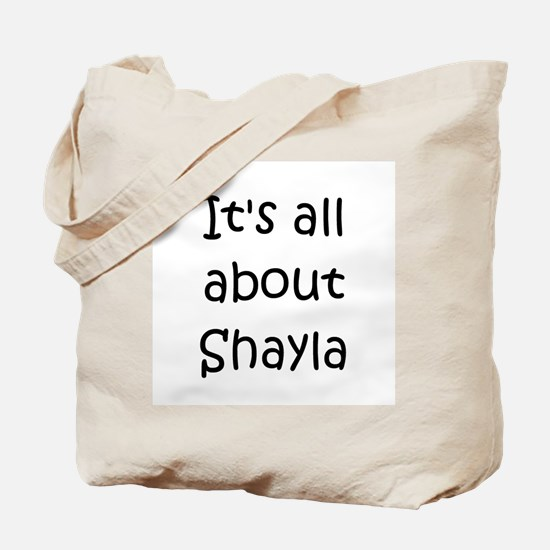 Unique Shayla Tote Bag
