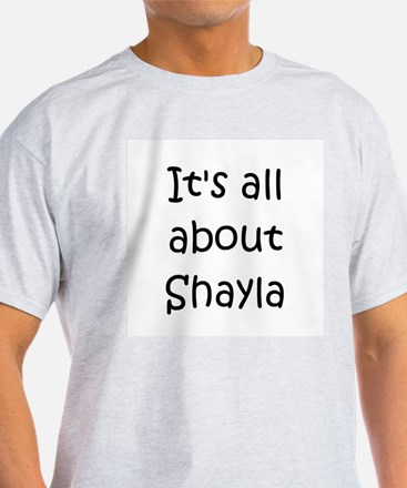 Unique Shayla T-Shirt