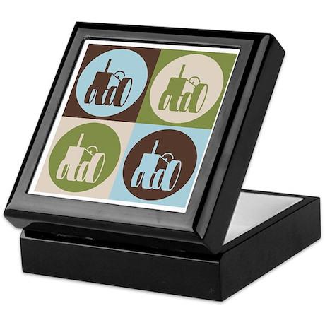 Farming Pop Art Keepsake Box