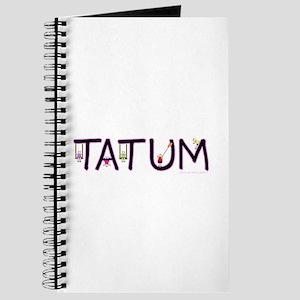 Tatum (Girl) Journal