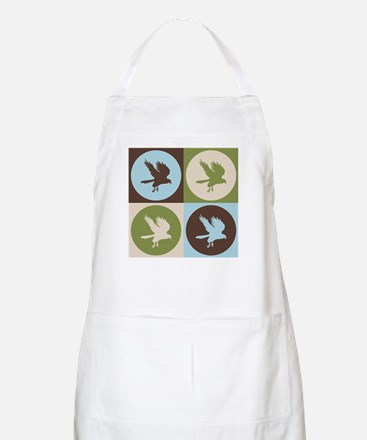 Falconry Pop Art BBQ Apron