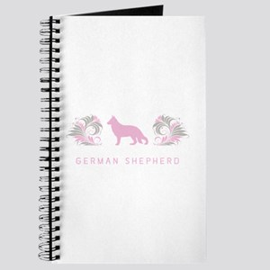 """""""Elegant"""" German Shepherd Journal"""