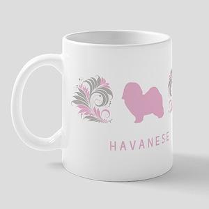 """""""Elegant"""" Havanese Mug"""