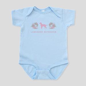 """Elegant"" Labrador Retriever Infant Bodysuit"