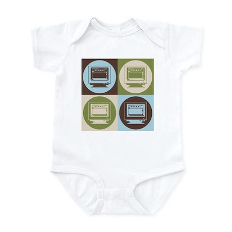 Desktop Publishing Pop Art Infant Bodysuit