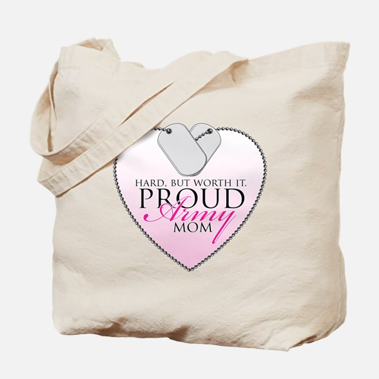 Lucky & Proud Mom Tote Bag