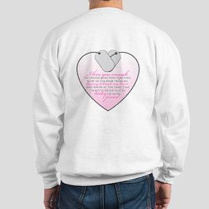 Lucky & Proud Mom Sweatshirt