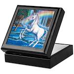 Rainbow Unicorn Keepsake Box