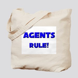 Agents Rule! Tote Bag