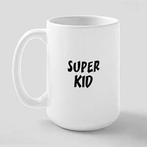 SUPER KID Large Mug
