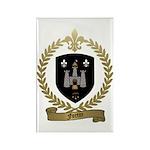 FORTIN Family Crest Rectangle Magnet (100 pack)