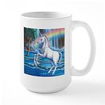 Rainbow Unicorn Large Mug