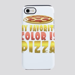 My Favorite Color Is Pizza iPhone 8/7 Tough Case