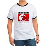 Lacrosse-DrawMan Ringer T
