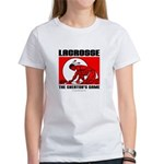 Lacrosse-DrawMan Women's T-Shirt