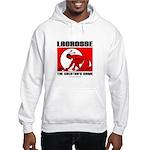 Lacrosse-DrawMan Hooded Sweatshirt