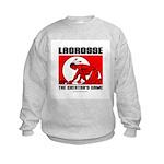 Lacrosse-DrawMan Kids Sweatshirt
