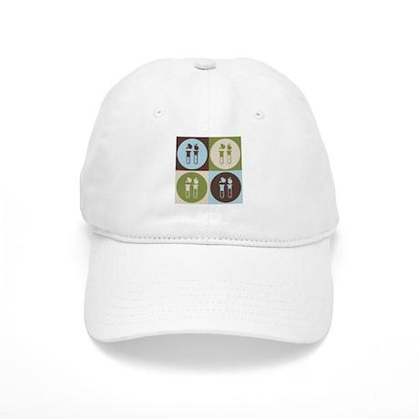 Chemistry Pop Art Cap