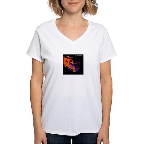 RV Women's V-Neck T-Shirt