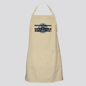 Software Engineers For Offshore Drilling BBQ Apron