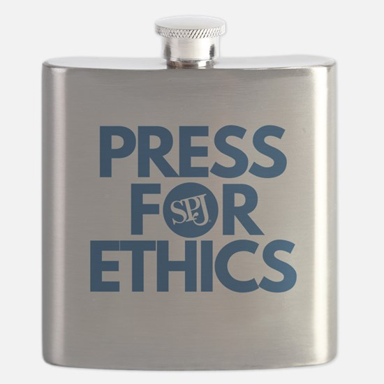 Press for Ethics Flask