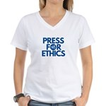 Press for Ethics T-Shirt