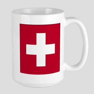 Switzerland Large Mug