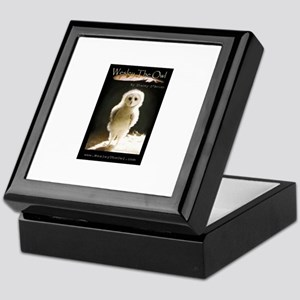 Titled WesleyTheOwl Keepsake Box