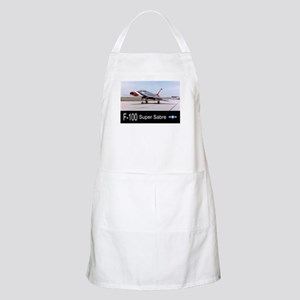 F-100 Super Sabre Fighter BBQ Apron