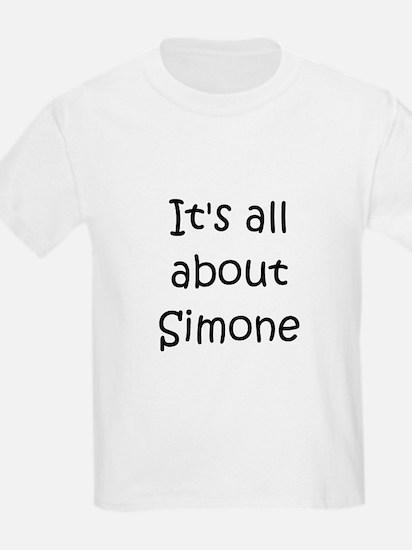 Unique Simone T-Shirt
