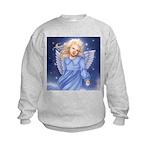 Angel of the Air Kids Sweatshirt
