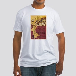 La Boheme Fitted T-Shirt