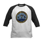 USS DENEBOLA Kids Baseball Jersey