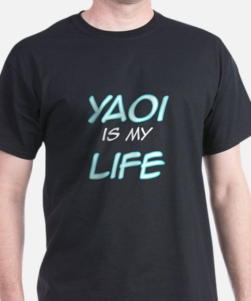 Yaoi is my Life T-Shirt
