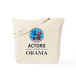ACTORS FOR OBAMA Tote Bag