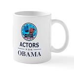 ACTORS FOR OBAMA Mug