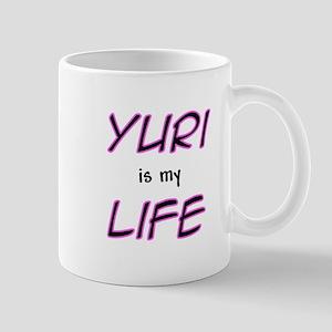 Yuri is my Life Mug