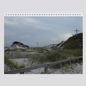 Pensacola Beach Wall Calendar