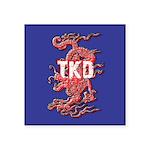 Tkd Dragon Sticker