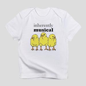 inherently musical - baby chicks T-Shirt