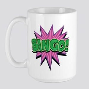 Bingo Bang Large Mug